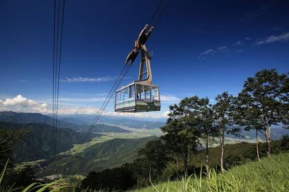 八海山纜車 image