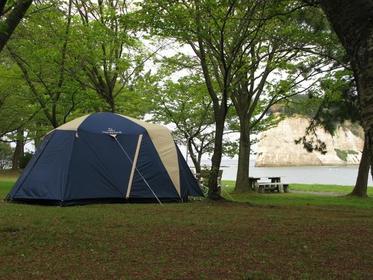 Mitsukejima Seaside Campground image