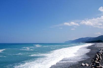 宫崎 境海岸(翡翠海岸) image