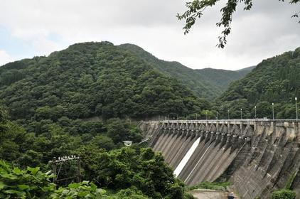 小牧水坝 image