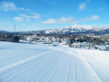 蛭野高原滑雪场 image