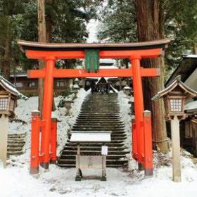 飛騨山王宮日枝神社 image