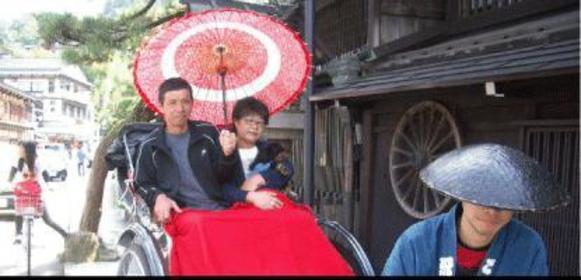 Gokurakusha Tourist Rickshaws image