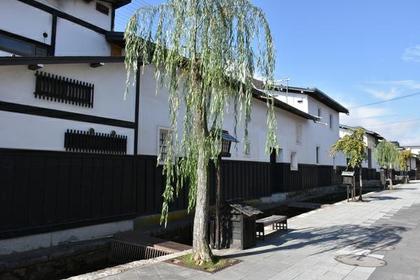 시라카베 도조가이(흰 벽 창고 거리) image