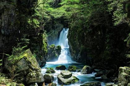 Tours of the Osaka Falls image