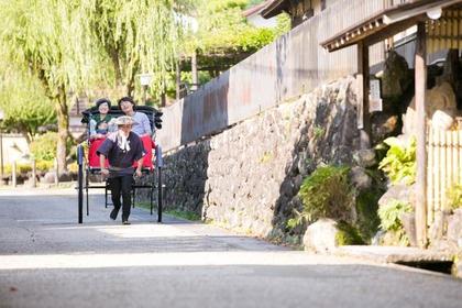 Sinpu-sha, Gujo Hachiman Tourist Rickshaws image