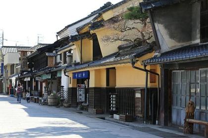 旧北国街道 柳町 image