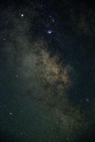 日本第一星空 银河红叶露营场 image