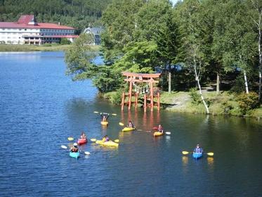白桦湖CANOE SCHOOL image