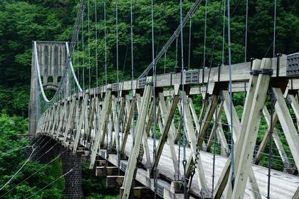 桃介桥 image