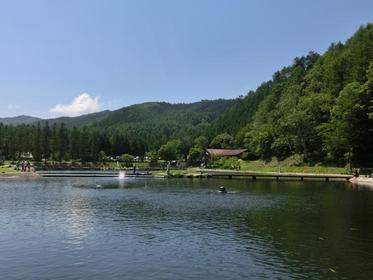 平谷湖フィッシングスポット image