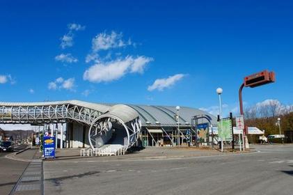 Roadside Station Nirasaki image