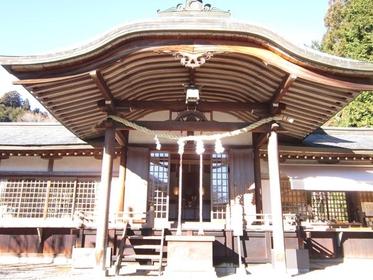 夫婦木神社 image