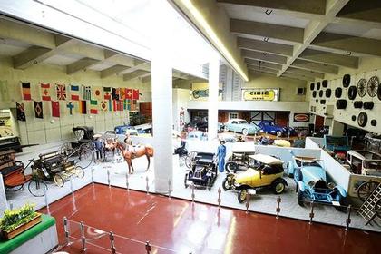 河口湖自动车博物馆、飞行馆 image