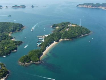 鸟羽湾巡游与海豚岛 image