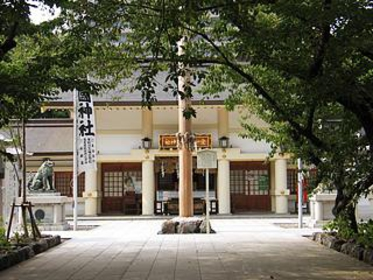爱知县护国神社 image