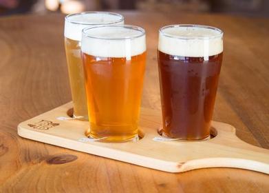 โรงเบียร์ Baird brewery garden ชูเซ็นจิ image