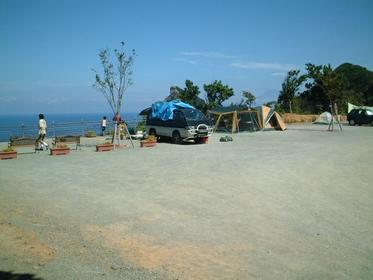 Kumomi Yuhi to Shiosai no Misaki Auto Camping Ground image