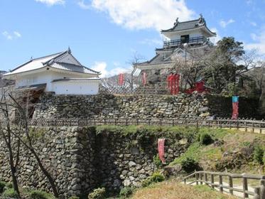 浜松城 image