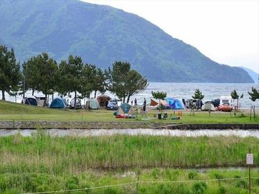 マキノサニービーチ知内浜オートキャンプ場 image