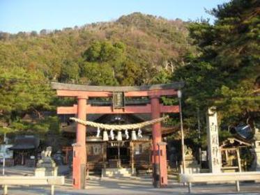 白须神社 image