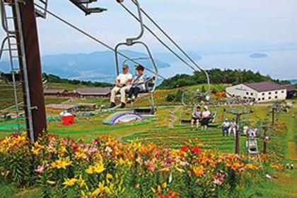 びわこ箱館山ゆり園 image