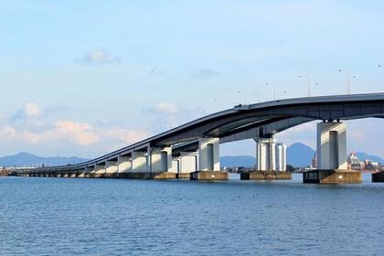 琵琶湖大橋 收費道路 image