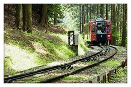 Sakamoto Cable Railway image