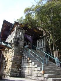 Tarobogu Shrine (Aga-jinja Shrine) image