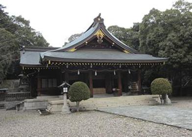 竈山神社 image