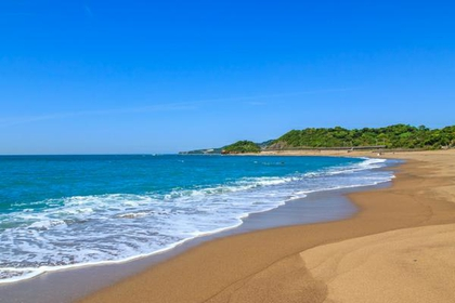 千里の浜 image