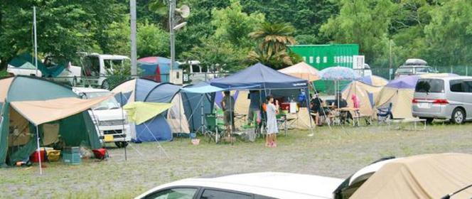 Hosono-Keiryu Campsite  image