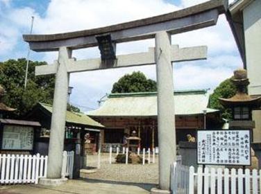 水門吹上神社(湊本ゑびす) image