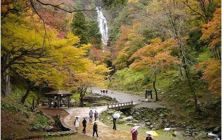 神庭瀑布自然公園 image