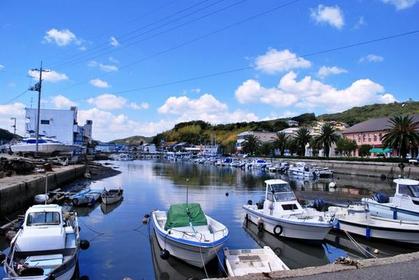 Ushimado Port image