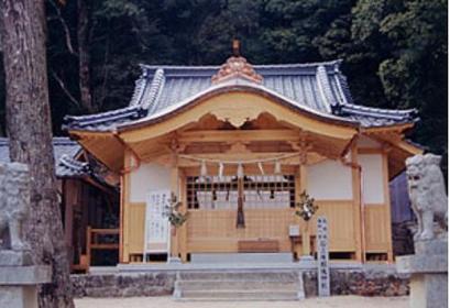Isonokami Futsumitama-jinja Shrine image