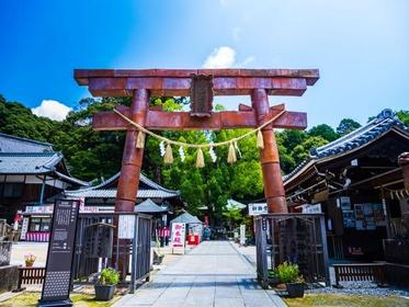 Yakuyoke Sohonzan Yuga-jinja Shrine Hongu (Mt. Yuga) image