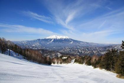 スキーヤー専用ゲレンデの きそふくしまスキー場 image