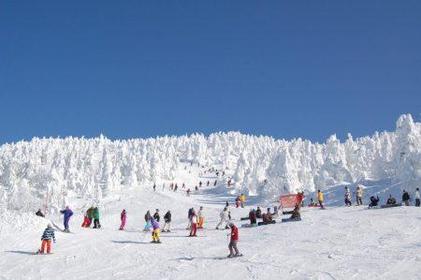 蔵王温泉スキー場 image