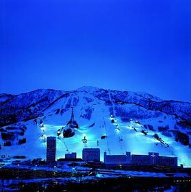 苗場滑雪場 image