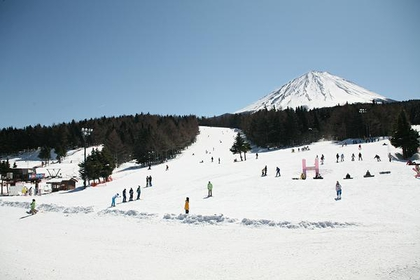 Fujiten Snow Resort image