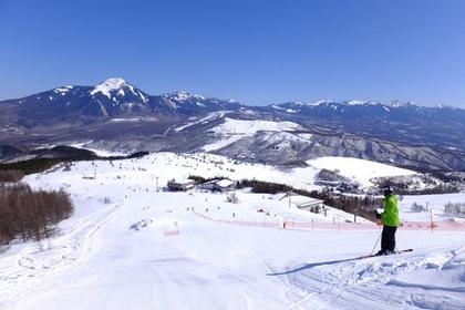 车山高原 SKYPARK 滑雪场 image