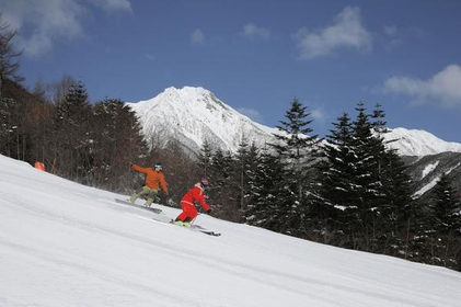 Sun Meadows Kiyosato Ski Resort image