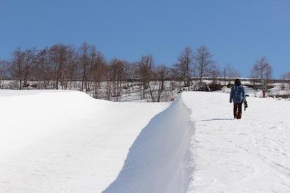 會津高原高杖滑雪場 image