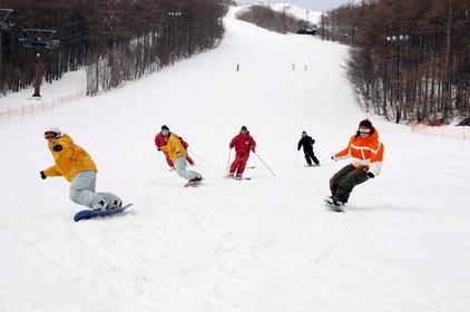 安達太良高原滑雪場 image