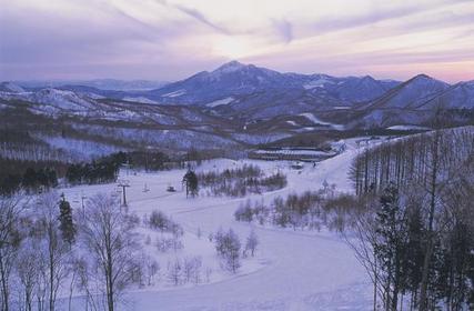 箕輪滑雪場 image