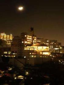 稲佐山温泉 ホテルアマンディ image