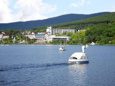 温泉&70種類バイキング 白樺湖 白樺リゾート 池の平ホテル image