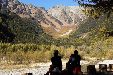 Leisure Roughing It in Kamikochi