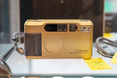 東京的相機專賣店